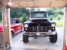 HenryUpholstery 1955 Chevrolet C/K Pick-Up Specs, Photos ...