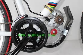 mid drive motor electric bike conversion kit