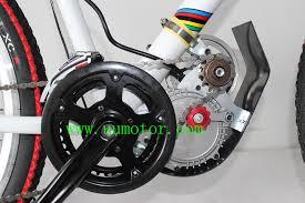 mid drive motor electric bike conversion kit