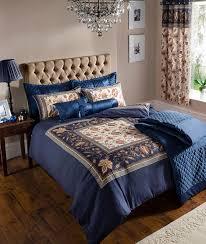navy blue duvet cover bedding bed set amp