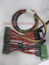 wiring harness conversions for honda acura engine swaps ssr preobd chassis to obd i ecu conversion harness