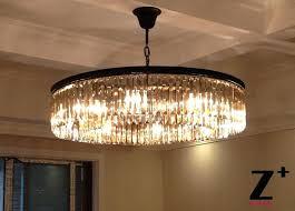 clarissa crystal drop round chandelier industrial diam clear glass prism round chandelier throughout round chandelier decorations