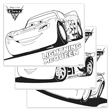 Small Picture Disney Pixar Cars 3 Coloring Pages A Night Owl Blog