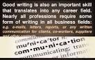 akademik writing