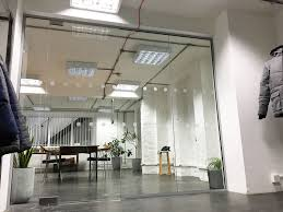 partition wall office. Saw Radiance Ltd (London): Glazed Partition Wall Office