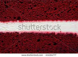 red velvet cake with white center filling texture red60 texture