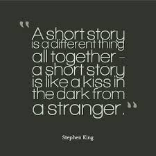 best stephen king quotes images writing  a short story is a different thing all together a short story is like a