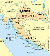 """Résultat de recherche d'images pour """"carte dalmatie croatie"""""""
