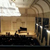 Unmistakable Carnegie Hall Weill Recital Hall Seating Chart 2019