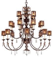 metropolitan n6069 sanguesa 22 light 3 tier candle style crystal chandelier victorian chandeliers