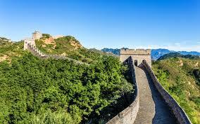 the great wall at mutianyu fully