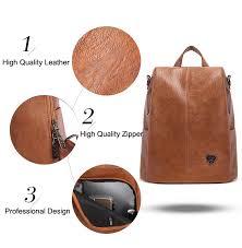 <b>POMELOS Backpack</b> Female <b>Designer</b> New <b>Women</b> PU Leather ...