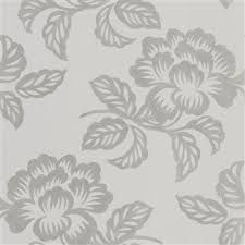 Small Picture Designers Guild Berettino Wallpaper in Graphite