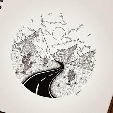 Pin by Billi Bennett on Ink | Pen art drawings, Stippling art ...