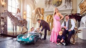 Aynhoe Park: the coolest house in Britain (and the couple who own it) | The  Times Magazine | The Times