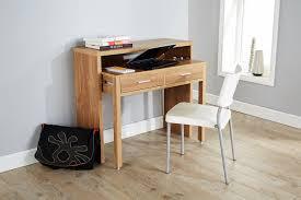 scribed oak effect home. Oak Desk Extending Console Table Home Office Computer Storage Regis Scribed Effect I