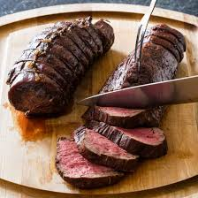 Let stand for 10 minutes before slicing. Classic Roast Beef Tenderloin For A Crowd Cook S Country