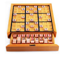 Sudoku Wooden Board Game Instructions Buy wood sudoku board and get free shipping on AliExpress 18