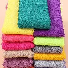 <b>HL</b> 1 <b>Yard</b> 8CM Width Lace With Elastic Wedding Dress Knitted ...