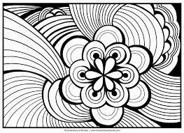 Design Coloring Pages Free Download Best Design Coloring Pages On