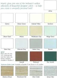 vinyl siding colors and styles. Vinyl Siding Colors And Styles Mastic . R