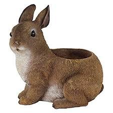 Small Picture Rabbit Flower Pot DecorationGift Item Garden Planter Home Decor