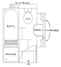 Bathroom Floor Plan Small Bathroom Floor Plans Breakingdesignnet