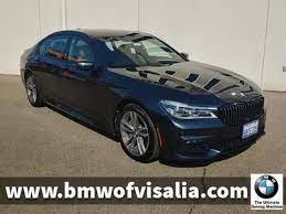 Certified 2018 Bmw 750 I Wba7f0c59jgm22620 Auto Com