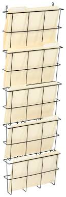wall mount pocket organizer x file holders for letter size folders steel wire wall mounted pocket
