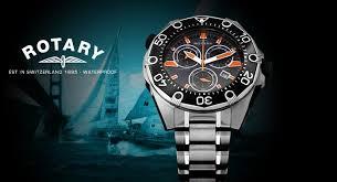 men s rotary cambridge strap watch gs02702 01 rotary