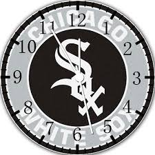 chicago white sox wall clock nice for gift or home office wall decor f64