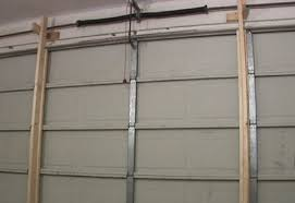 garage door inside. How To Protect A Garage Door From Storm Damage Today S Homeowner For Support Decorations 6 Inside
