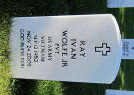 Ray Ivan Wolfe, Jr (1950-2009) - Find A Grave Memorial