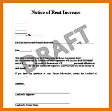 how to write a rent increase notice rent increase notice rent increase process infographic how often