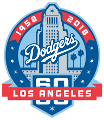 Dodgers unveil 60th anniversary logo – Dodger Insider