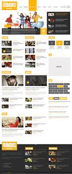 Newspaper Web Template Free Newspaper Website Template Free Elim Carpentersdaughter Co