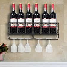 Personalized family name oak barrel head sign sku#: Metal Wine Wall Decor In Wine Racks Bottle Holders For Sale Ebay