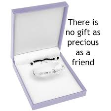 Equilibrium <b>Silver Plated</b> Half Bangle bracelet precious Friends ...