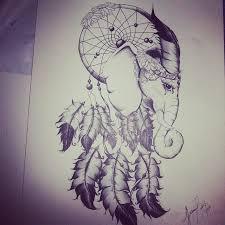 Aztec Dream Catcher Tattoo Drawn dreamcatcher PinArt How to draw a dreamcatcher cute 83