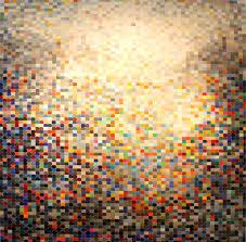 Laurie Frick, Moodjam 2012, Abet Lamanati countertop samples, silicone  adhesive and Alumalite panels
