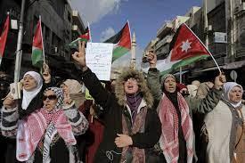 كأن الفلسطينيين غول سيلتهم الأردن | سهى الجندي