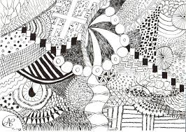 Pattern Drawing Cool My First Pattern Drawing By Jaloic On DeviantArt