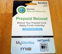 To use your netspend card in stores or online, you'll first need to transfer funds to it from another source. Vanilla Reloads Doctor Of Credit