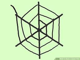 Image titled Make a Spider Web Step 10