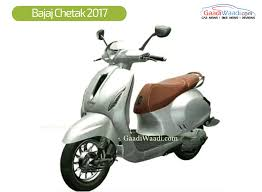 new car launches of bajajBajaj Auto to relaunch Chetak scooters in 2017  Patent leaked