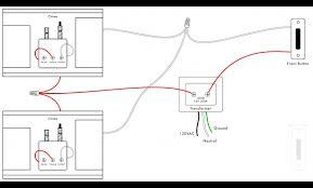 genuine honeywell rth6580wf thermostat wiring diagram honeywell top 2 doorbell wiring diagram doorbell wiring diagrams diy house help
