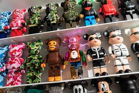 Toys Designed By Artists How The Bearbrick Became Streetwears Most Enduring Icon Gq