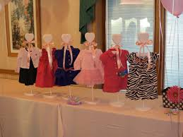 Baby Dress Display Stand Interesting Baby Dress Display Stand Dress Hanger Baby Shower Centerpiece Stacey