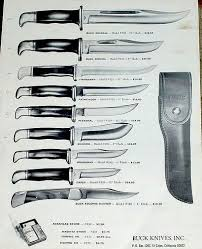 Swiss Army Knife Size Chart Buck Knives Buck Knives Fixed Blade Knife Knives Swords