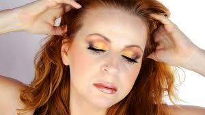 1970s disco makeup